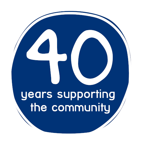 40 years supporting the community
