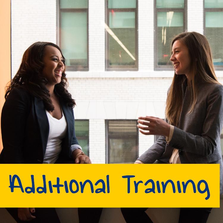 Additional Training Options
