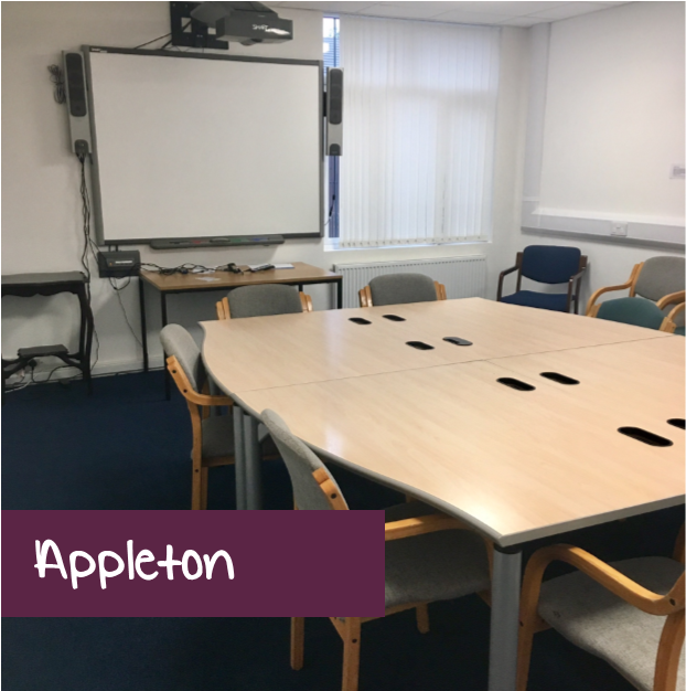 Appleton - Room Hire