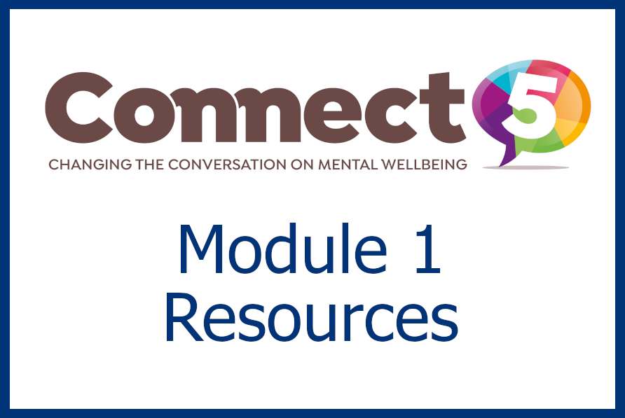 Connect 5 - Module 1 Resources