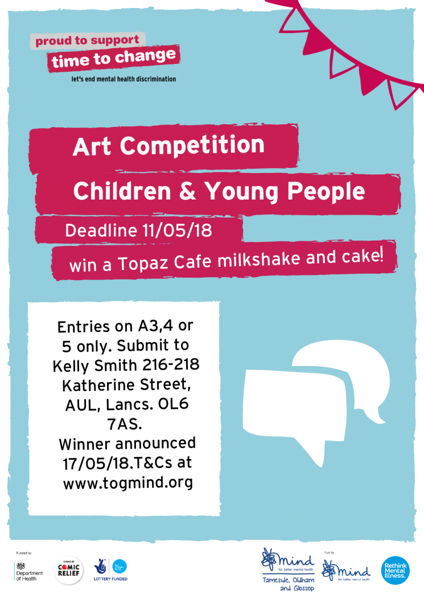 TTC MHAW CYP Art Competition