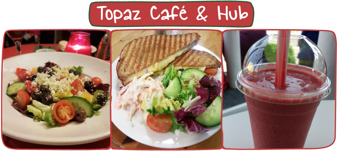 Topaz Cafe & Hub