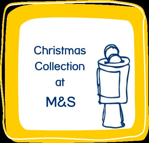 Christmas M&S Bag Pack in Ashton