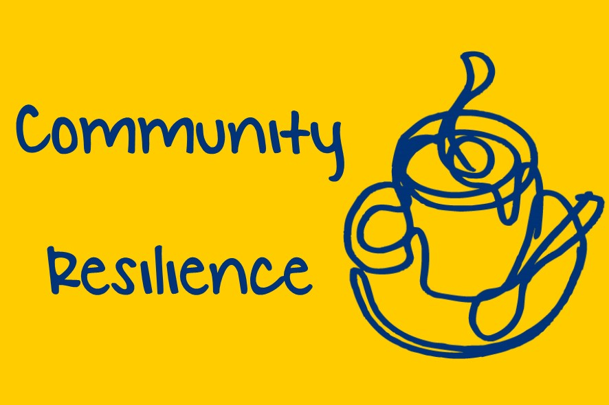 2.5 Hour Community Resilience session at our Ashton wellbeing centre.