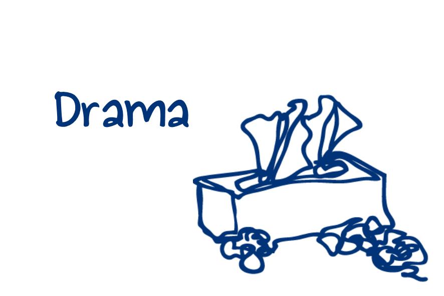 Building confidence via the medium of Drama.