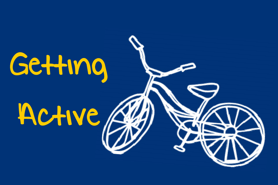 Delivered by the NHS Getting Active looks at the health benefits of increasing your activity.