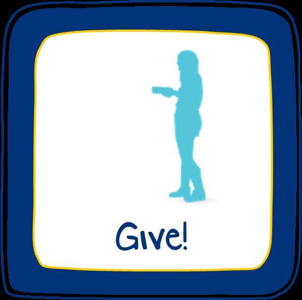 Give - Volunteering Opportunities