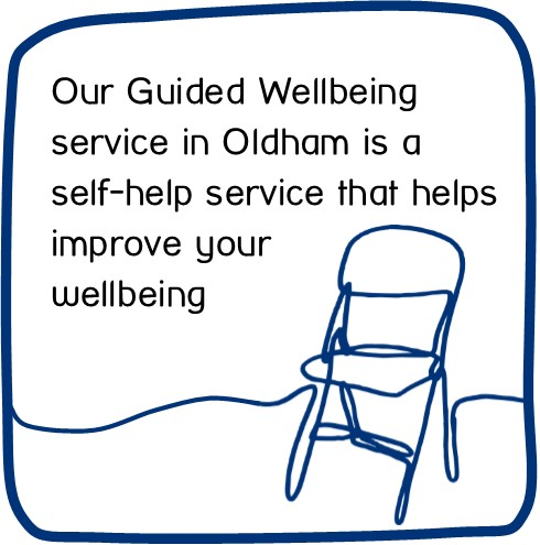 Our Guided Wellbeing Service