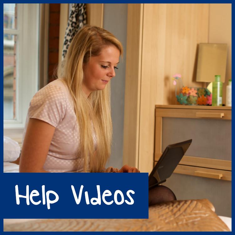 Helpful Videos Page