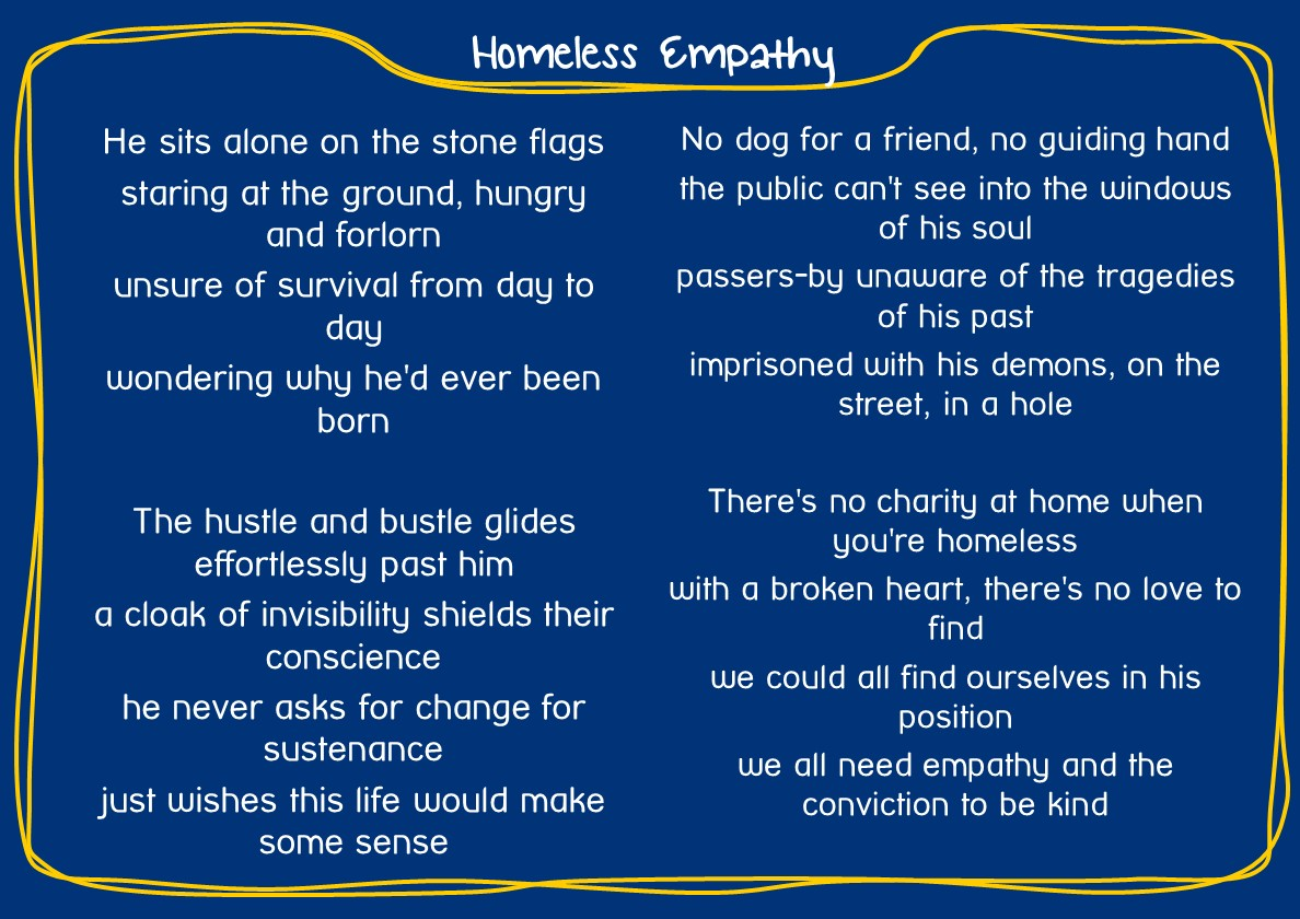 Homeless Empathy