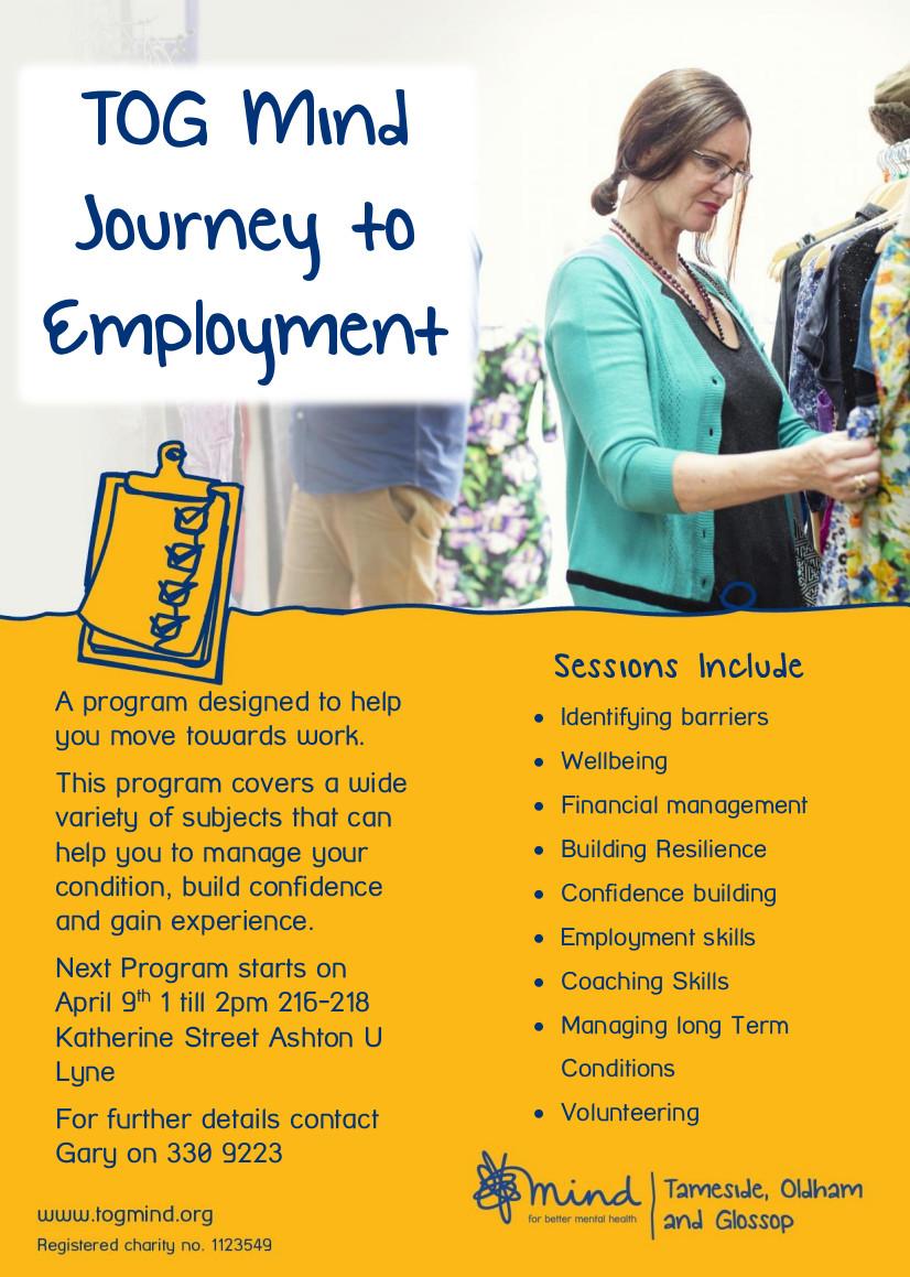 Job Club Poster