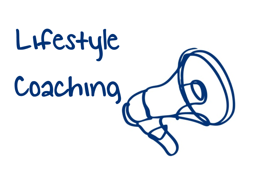 A lifestyle coaching session looking at how life style can influence life's path.