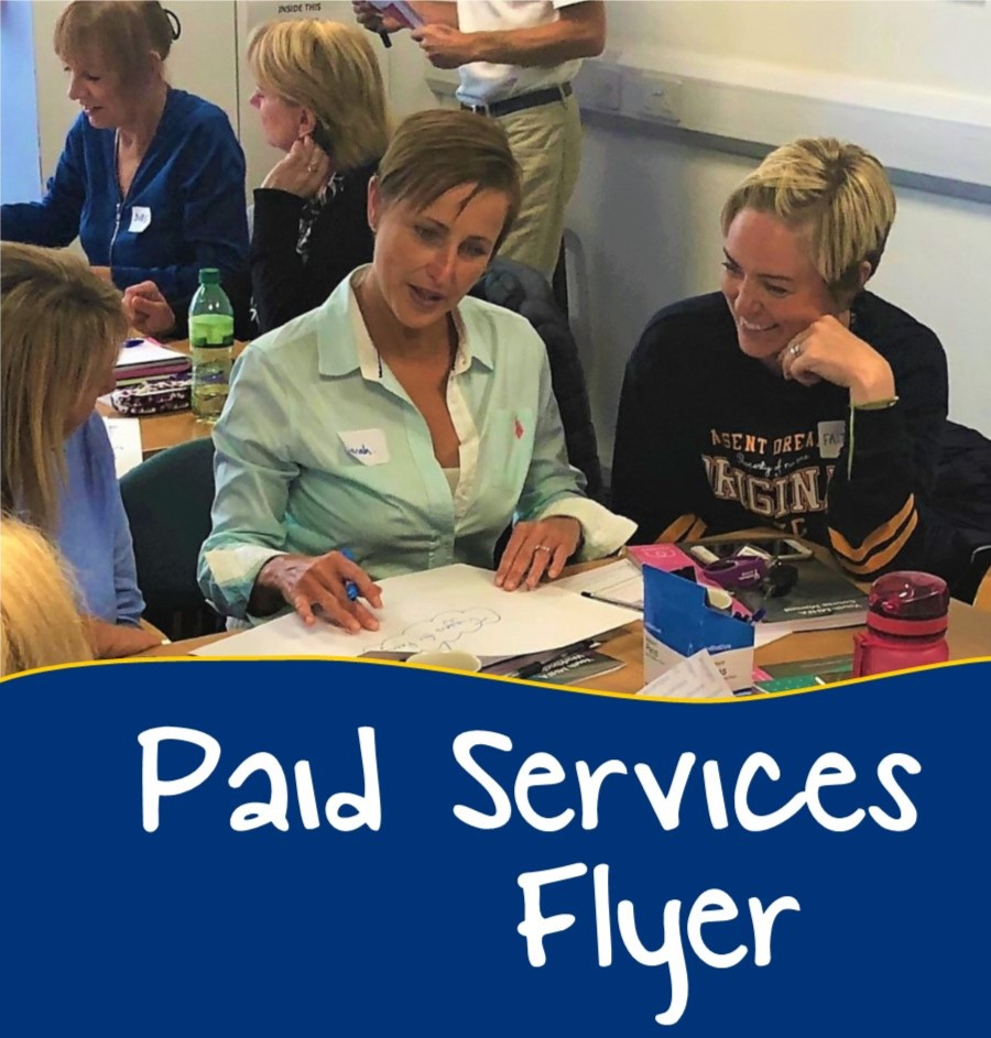 Paid Services Flyer
