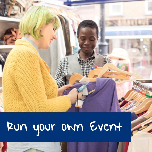 Run your own Fundraising Event