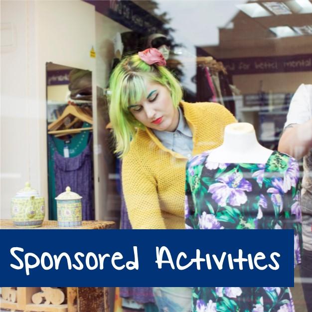 Sponsored Activities