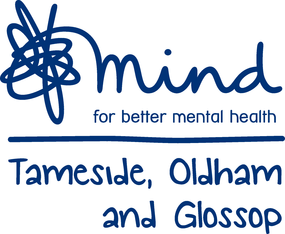 Tameside, Oldham & Glossop Mind Logos