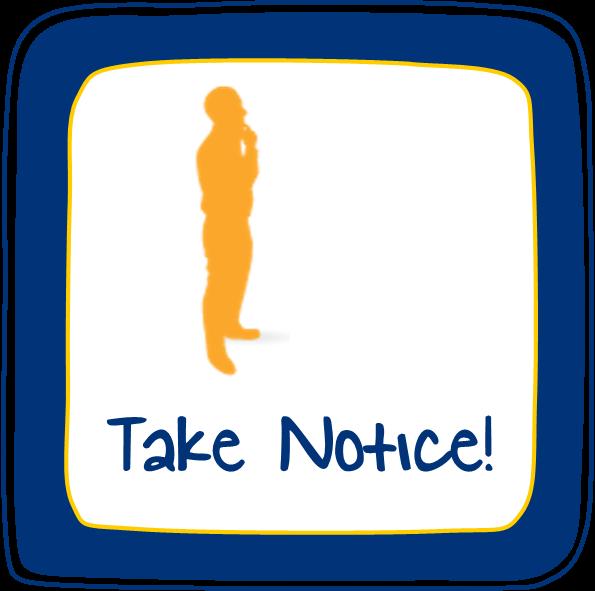 Mental Health Awareness Week - Take Notice - Walk & Talk