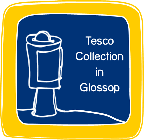 Tesco Collection in Glossop
