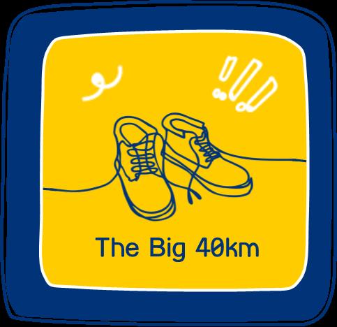 The Big 40km