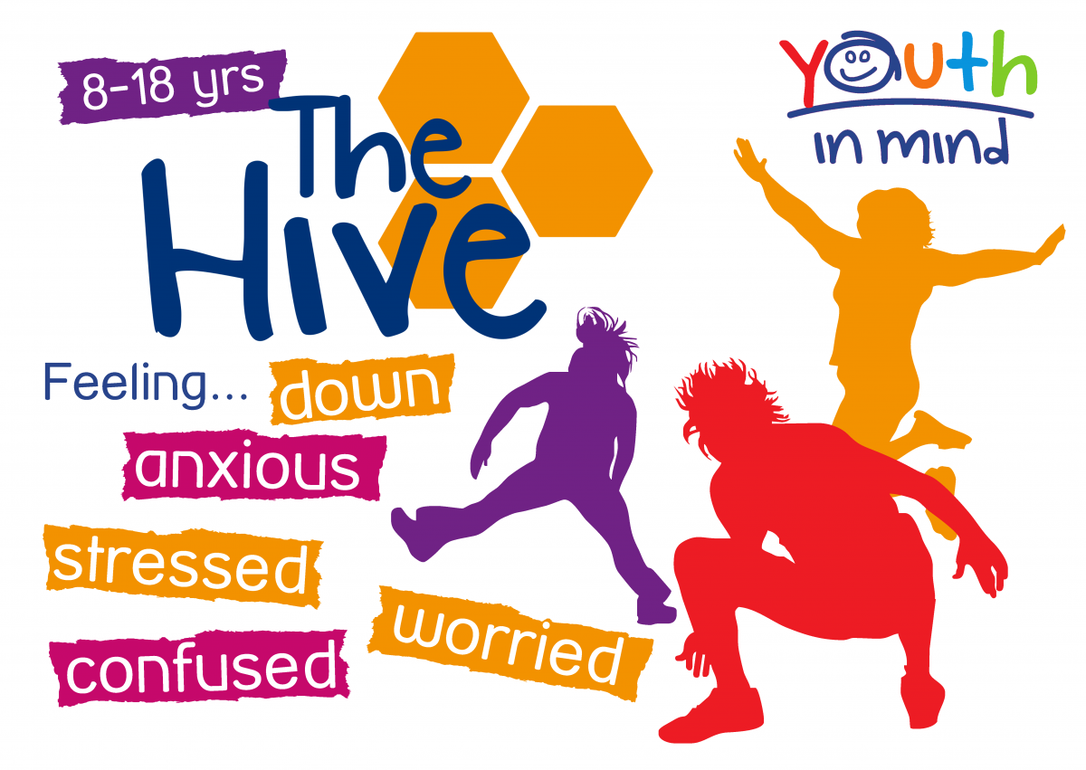 The Hive Postcard - Front