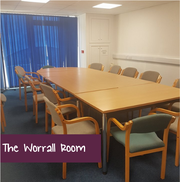 The Worrall Room - Room Hire