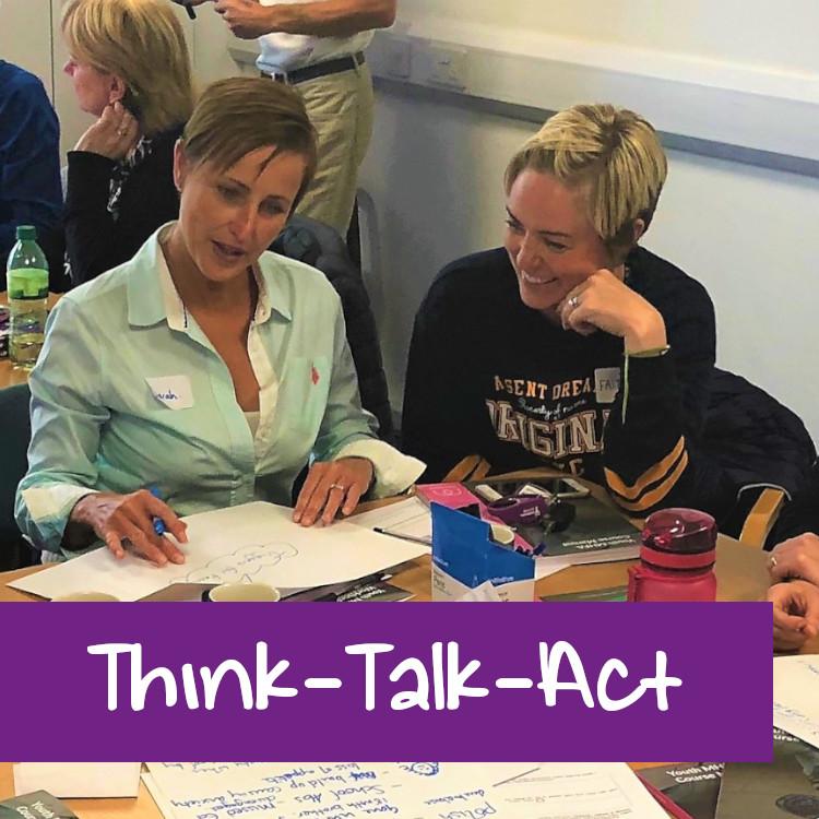 Think-Talk-Act