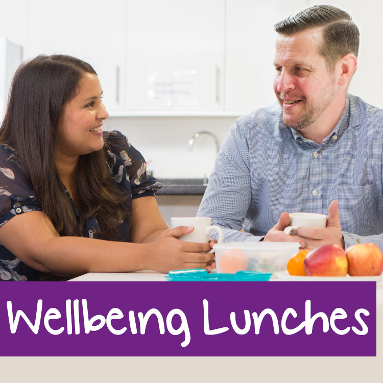 Wellbeing Lunches