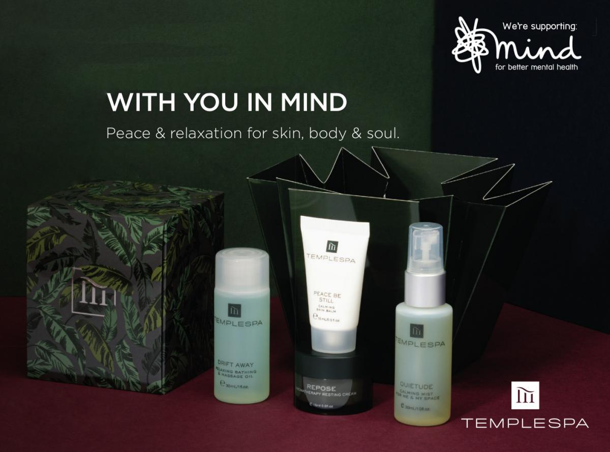 Temple Spa - With you in mind