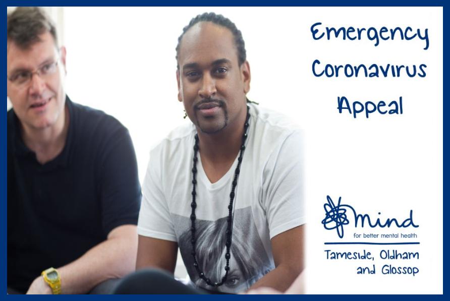 Urgent Coronavirus Fundraising Appeal