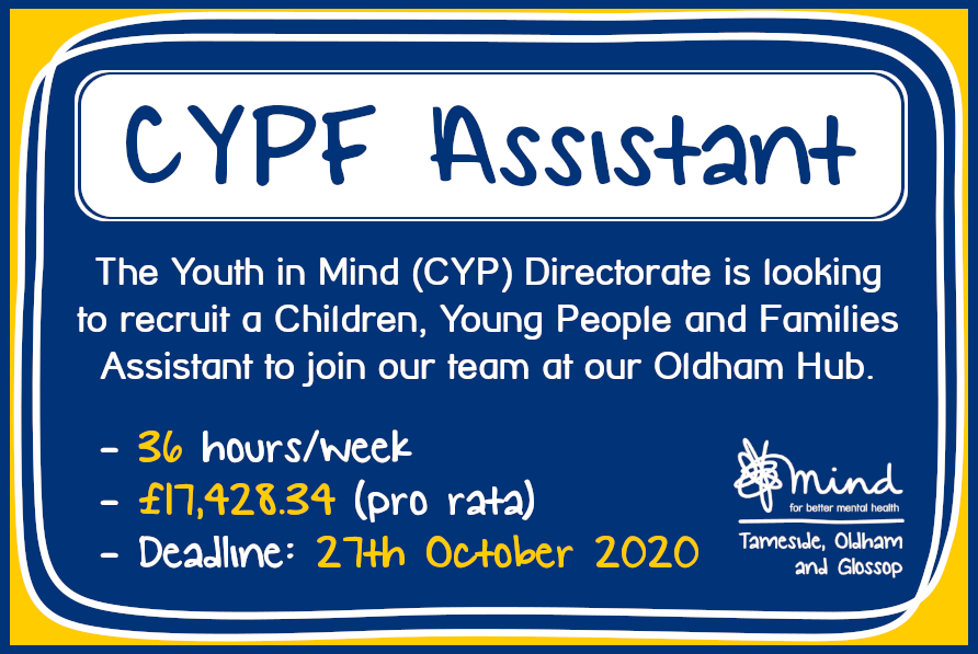 Children, Young People and Families Assistant