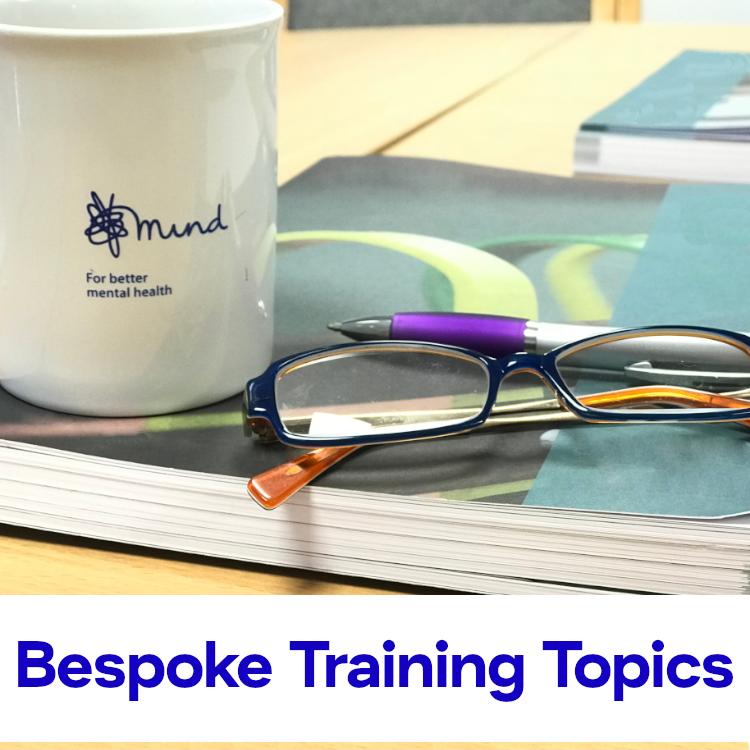 Bespoke Training Topics