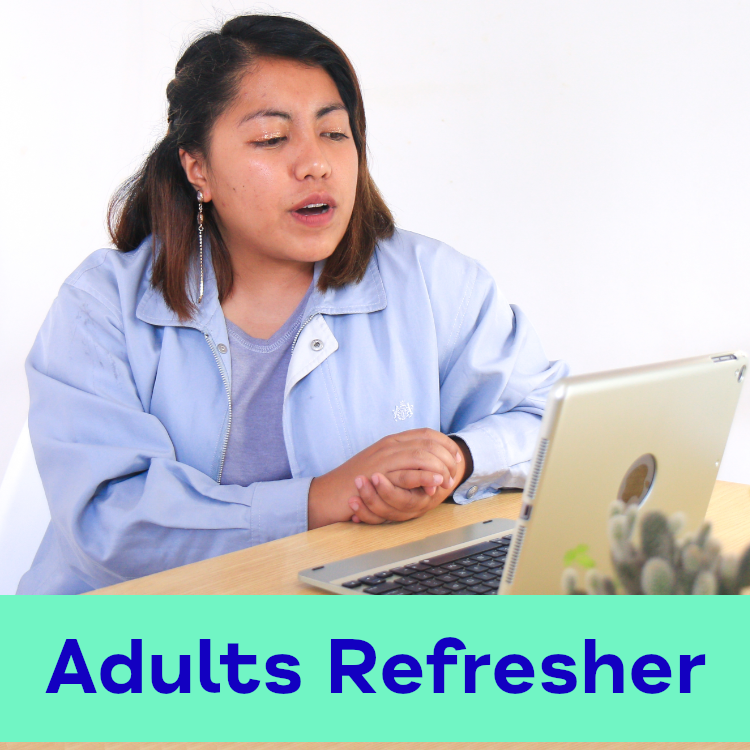 Adults Refresher