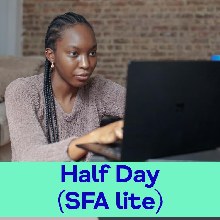 Half Day (SFA lite)