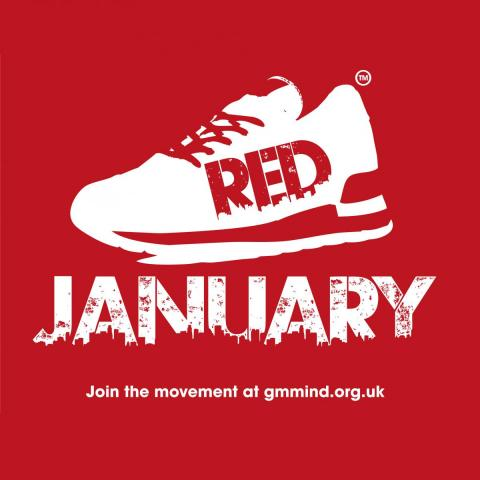 Red January Dashboard