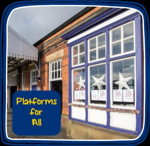 Platforms for All Stalybridge