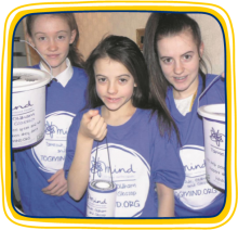 Read about the three sisters that raised over £200 for Tameside, Oldham and Glossop Mind!